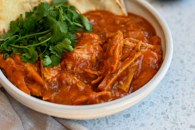 Durban Chicken Curry - Flame Grilled Tender Fillets - On The Greenside