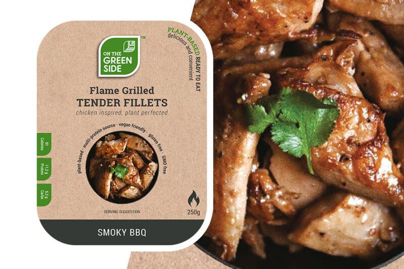 Smoky BBQ - Flame Grilled Tender Fillets - On The Greenside