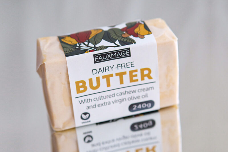 Dairy-free Vegan Butter by Fauxmage