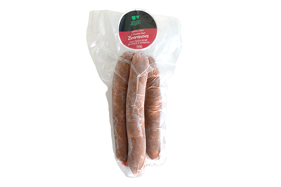 Country style Boerewors