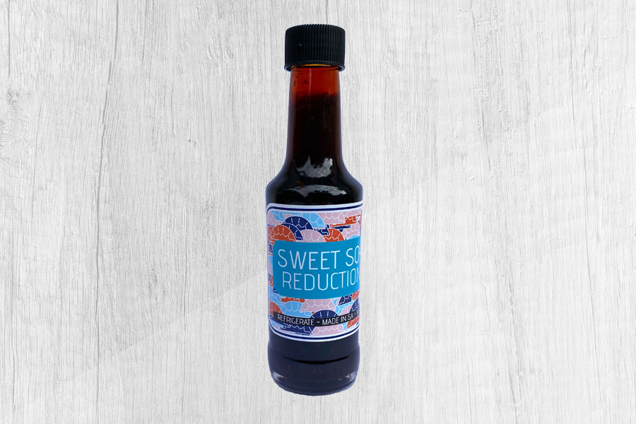 Sweet Soy Reduction Sauce